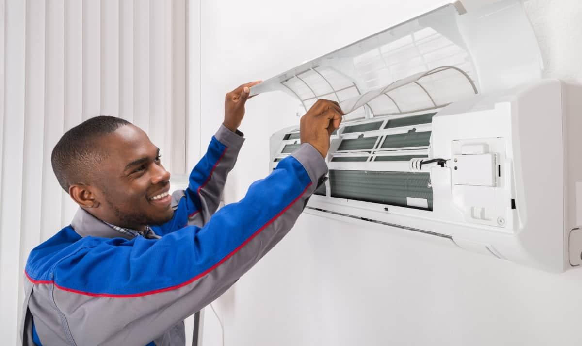 Nous sommes des experts en nettoyage d'air climatisé mural
