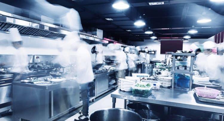 Nos services de nettoyage de hotte des restaurant