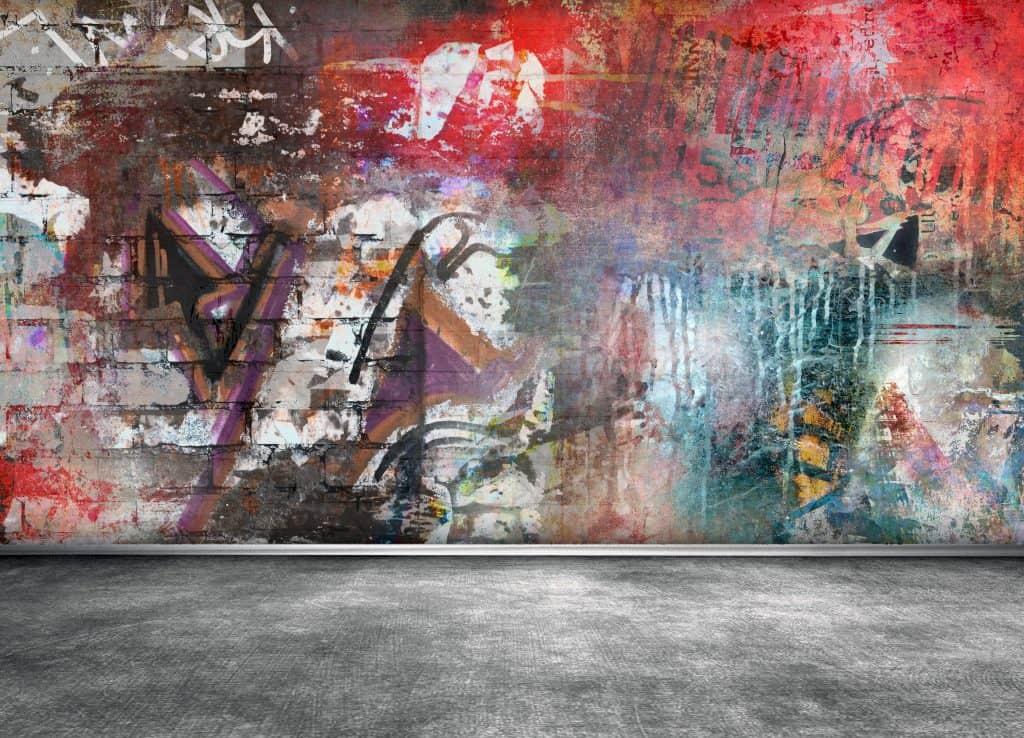 Nettoyage de graffitis