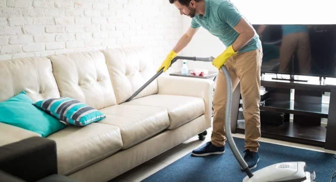 Nettoyage a la vapeur pour mon divan